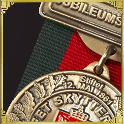 Medaljer/Pins